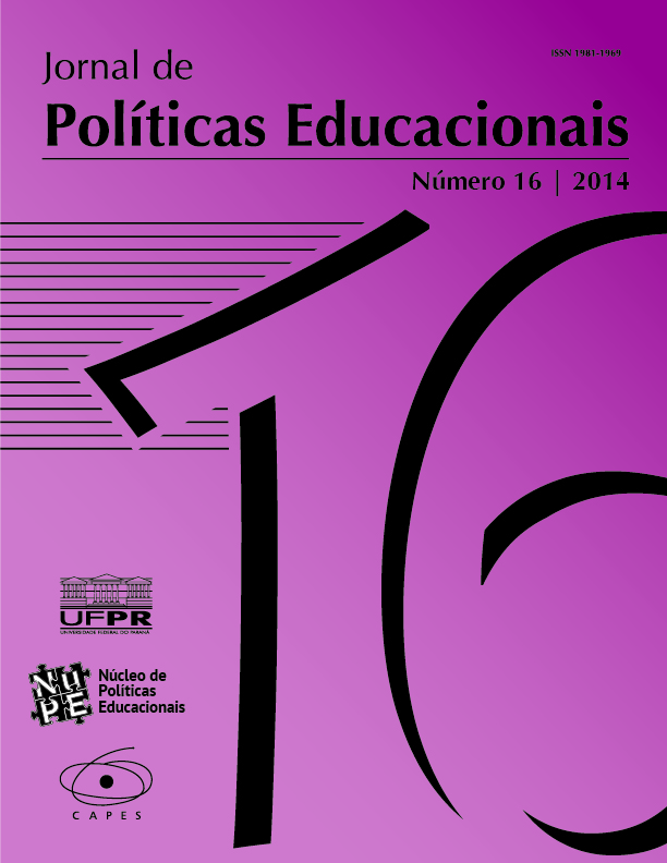 Leituras sobre a Conferência Nacional de Educação e o Plano Nacional de Educação