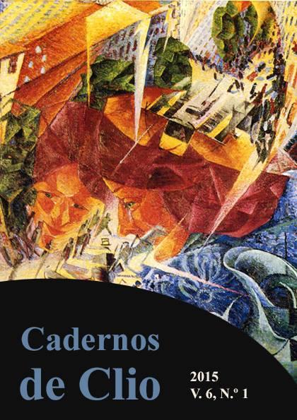 Capa Cadernos de Clio 6