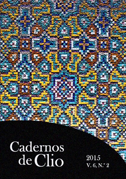 Capa Cadernos de Clio 6.2 Imagem de Yousef Ahmadi. Kashi, Irã, 2015