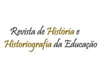 Revista de História e Historiografia da Educação