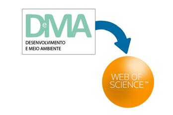 Mais uma revista da BDP/UFPR passa a integrar a lista da Web of Science